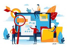cuatro pasos para gestionar la comunicación en proyectos
